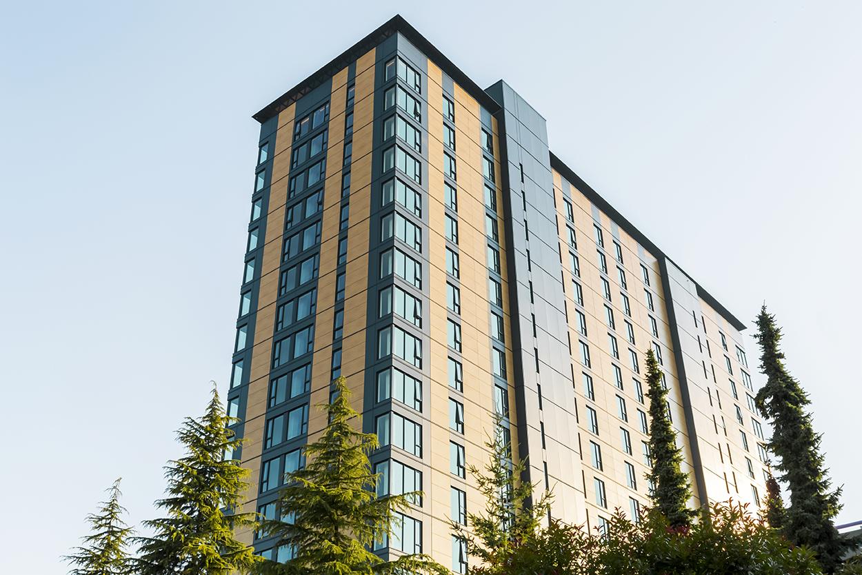 Brock Commons - Tallwood House en Canadá | vancouver.housing.ubc.ca