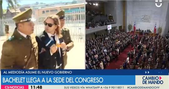 Captura CHV  | Chilevisión Notiicas
