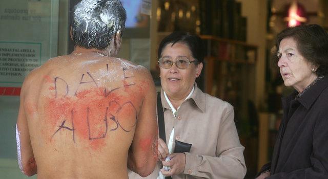Estudiante que se negó al mechoneo terminó en el hospital en Iquique