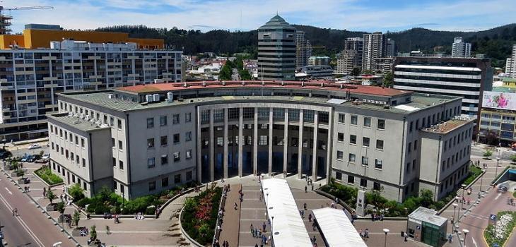 Tribunales de Justicia Concepción   Wikimedia Commons