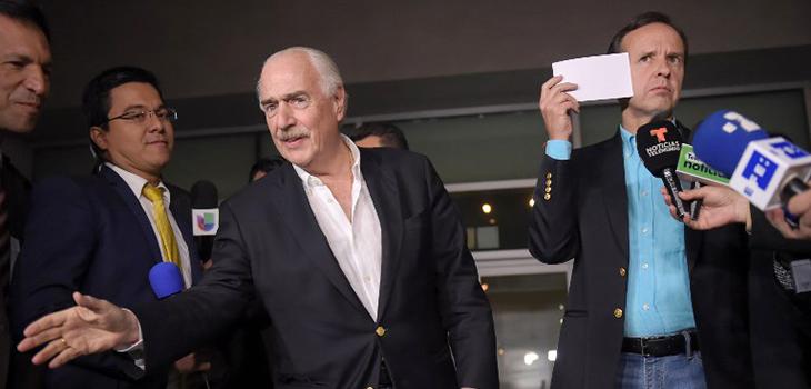 Raúl Arboleda  Agence France-Presse