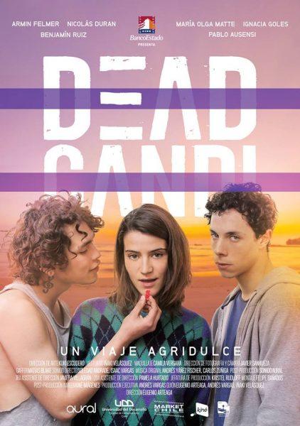 "Afiche de ""Dead Candi""."