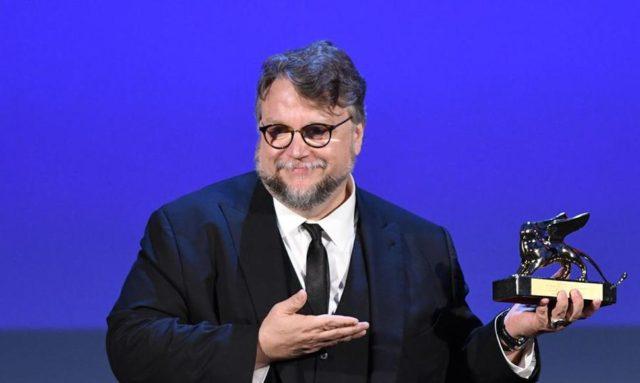 Guillermo del Toro   AFP