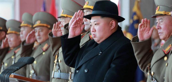 KCNA vía KNS   Agence France-Presse