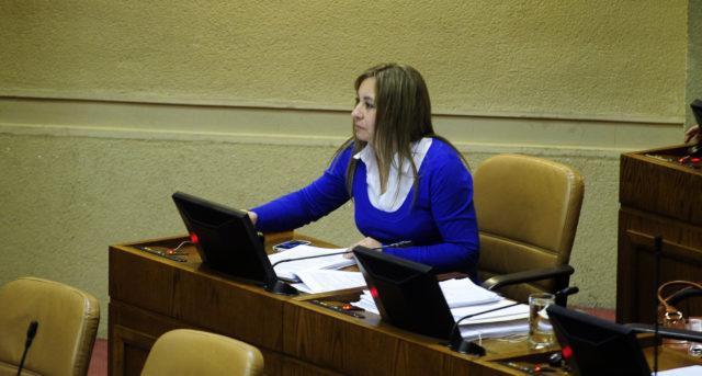 Diputada Marisol Turres. Pablo Ovalle Isasmendi | Agencia UNO
