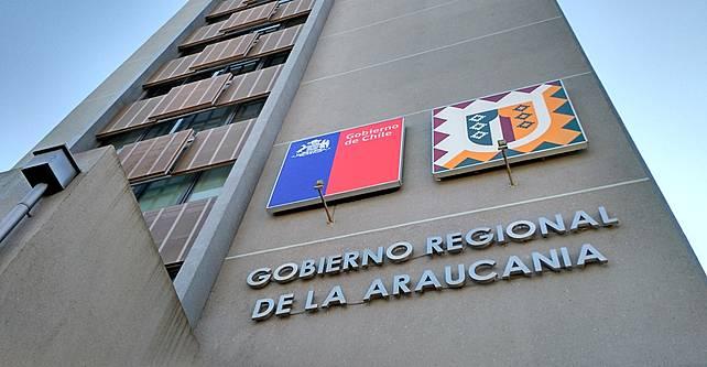 ARCHIVO | Intendencia de La Araucanía