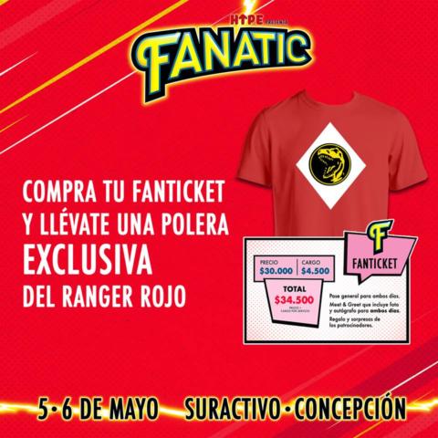 Afiche | Fanatic