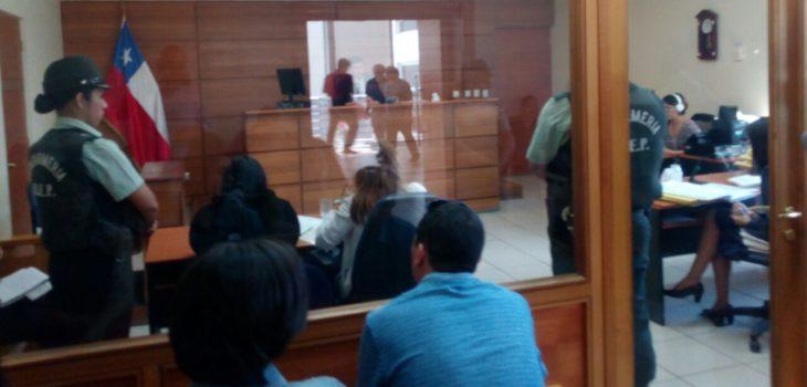 Formalizan por homicidio simple a mujer acusada de matar a su cuñado en Valparaíso