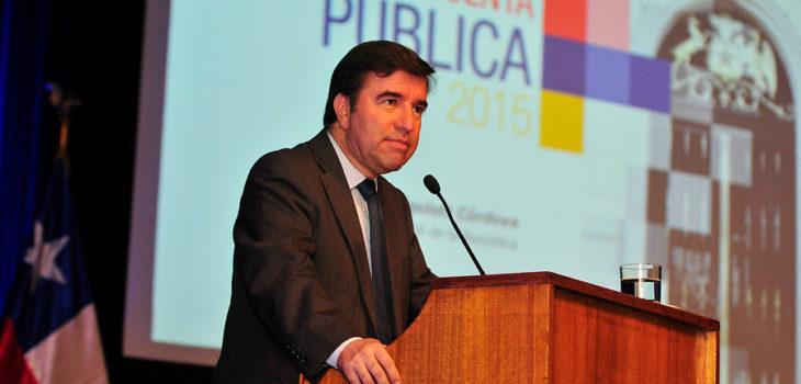 Tesorero General de la República, Hernán Frigolett | Raúl Zamora | Agencia UNO
