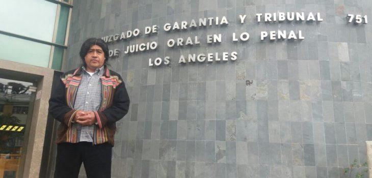 Jaime Huenchullan | Nelson Ojeda (RBB)