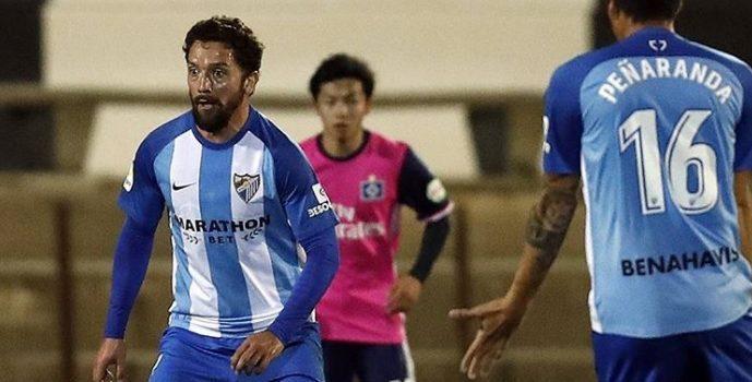El Málaga de Manuel Iturra se hunde en España luego de caer ante un Barcelona sin Messi