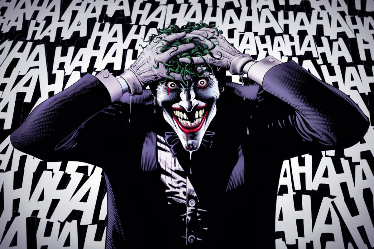 Batmen: la broma asesina