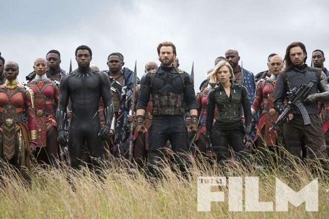 Los Vengadores: la guerra del infinito | Marvel