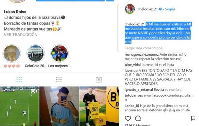 Marcelo Díaz | Instagram