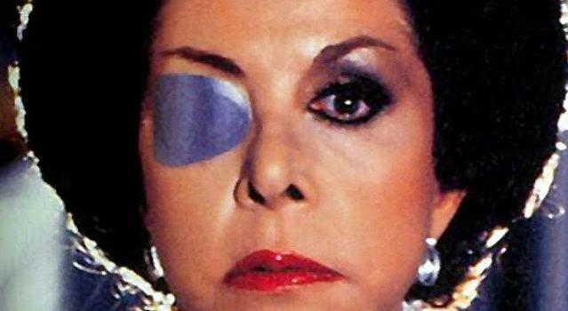 María Rubio en 'Cuna de Lobos'