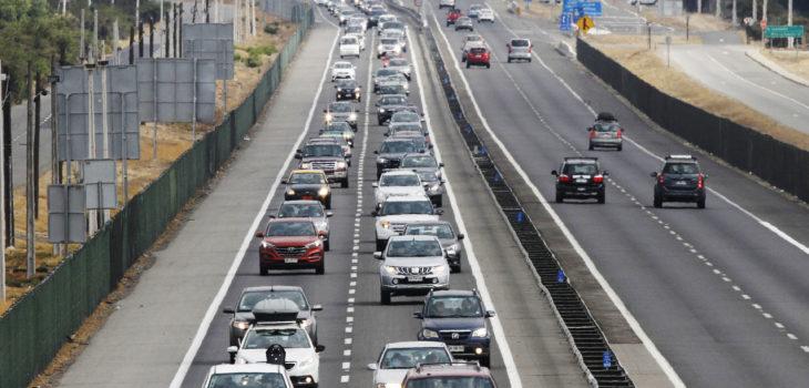 Autopista del Sol tendrá tercera pista entre Santiago y Talagante tras años de espera