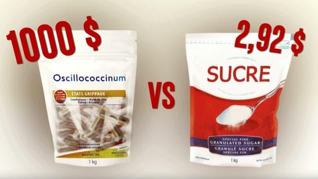 Producto estrella de la homeopatía resulta ser azúcar y leche — Oscillococcimun