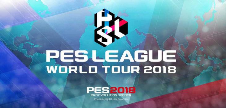 PES League World Tour 2018