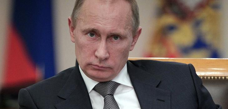 Vladimir Putin | Kremlin (c)