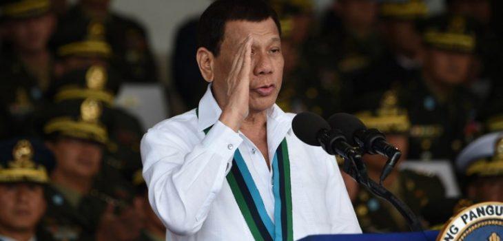 Comisionado de la ONU afirma que presidente de Filipinas necesita