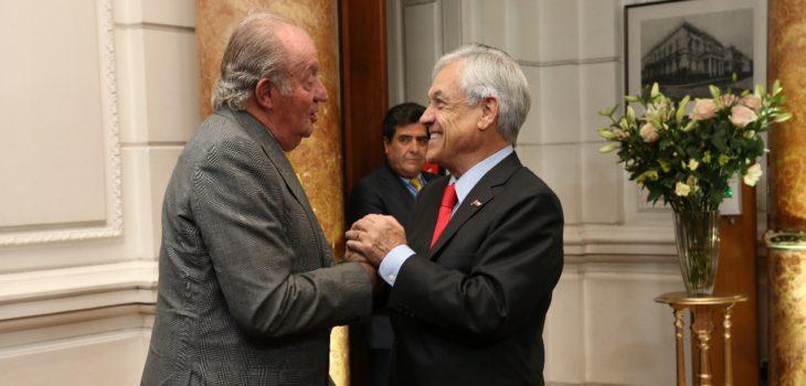 Prensa Sebastián Piñera