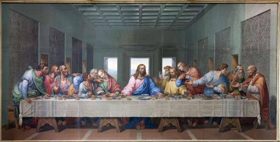 La Última Cena | Leonardo Da Vinci