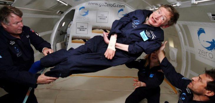 Stephen Hawking | Agence France-Presse