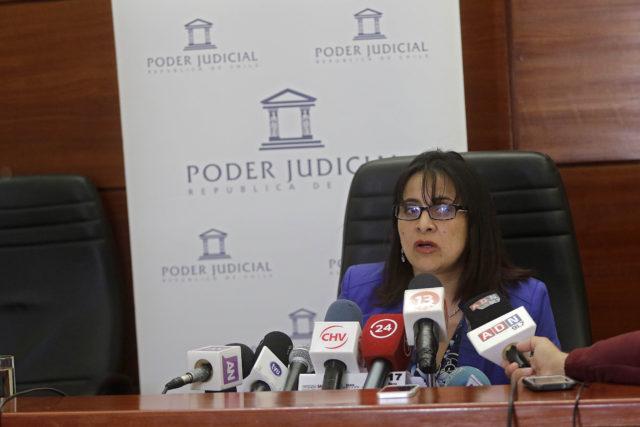 Ministra Carola Rivas | Archivo | Agencia UNO