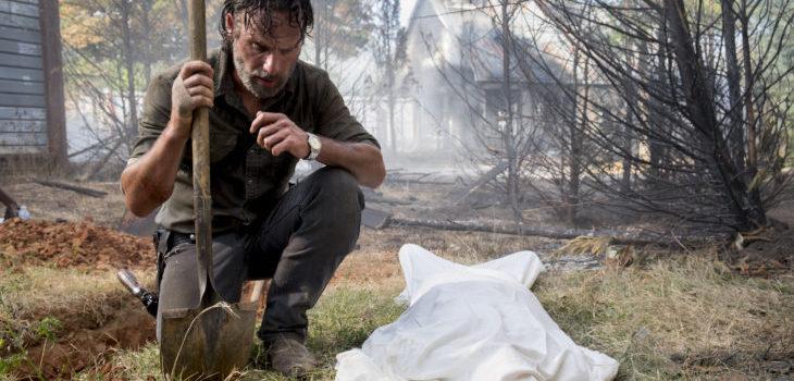 """""""The Walking Dead""""."""