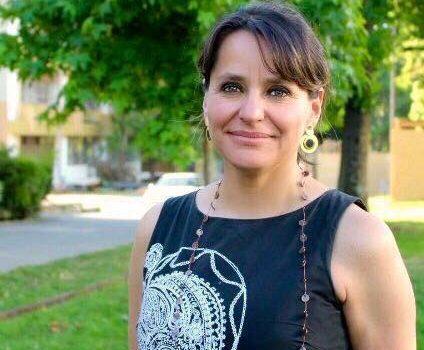 Paulina Astroza (Archivo personal)