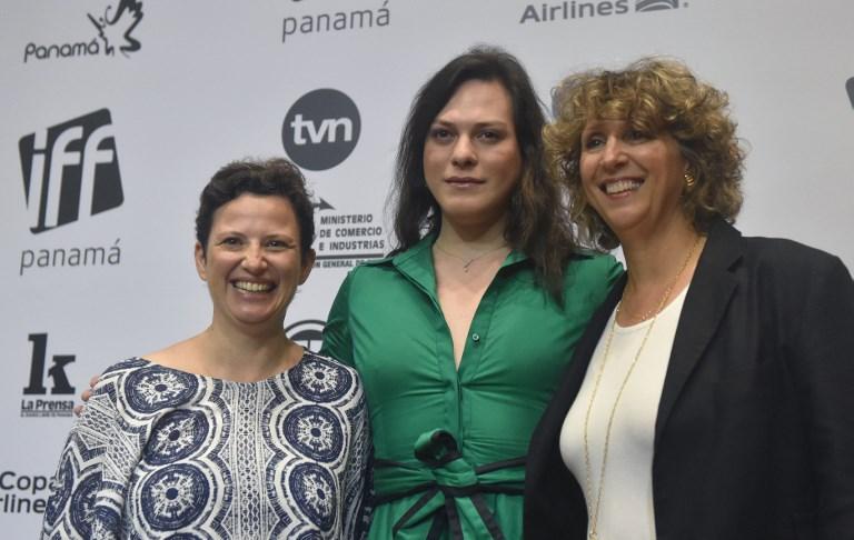 Diana Sánchez, Daniela Vega y  Pituka Ortega