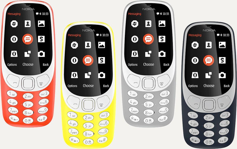 Nokia 3310 nuevo