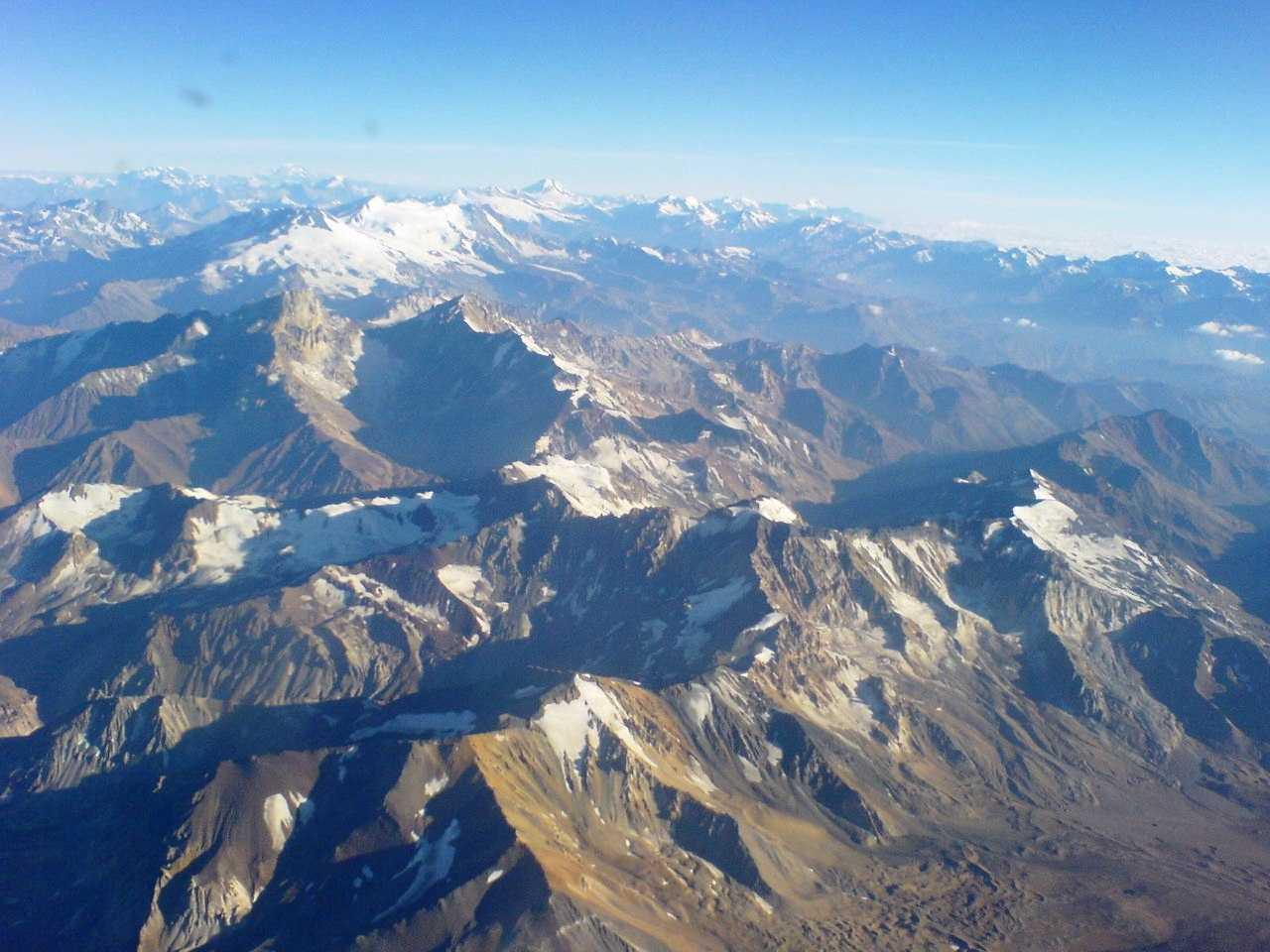 Cordillera de los Andes | Comunicado