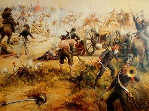 Batalla de Maipú   Icarito