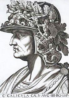 Pintura renacentista de Calígula (CC) Wikimedia Commons