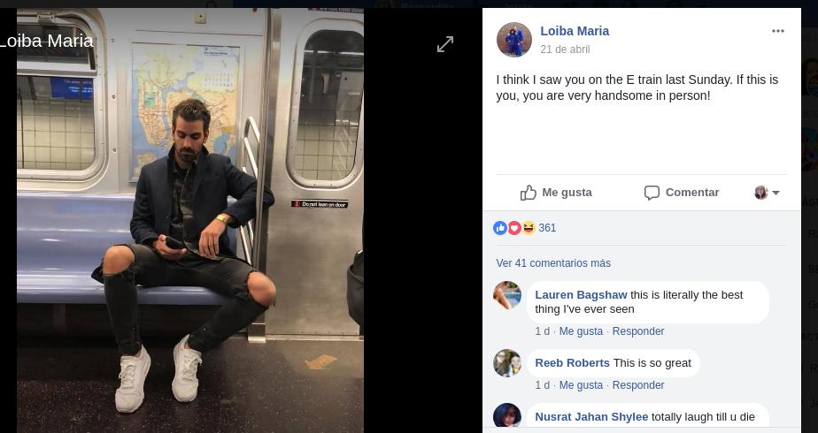 Loiba Maria | Facebook