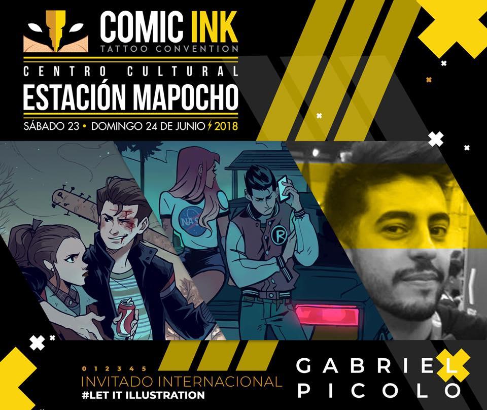 Comic Ink 2018