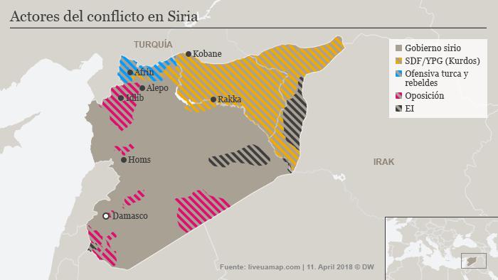 conflicto-siria-dw