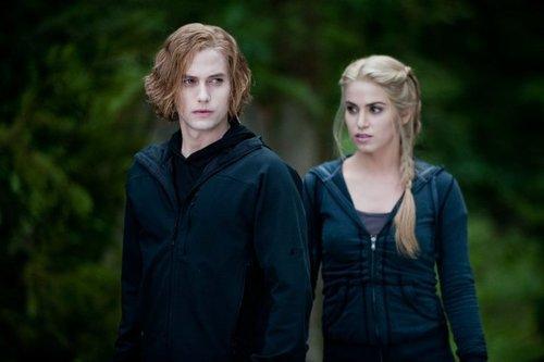 Jasper y Rosalie | Twilight: Eclipse