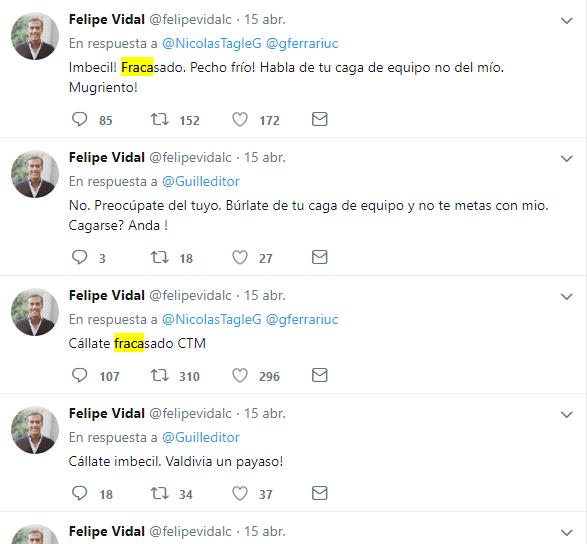 felipe vidal, twitter