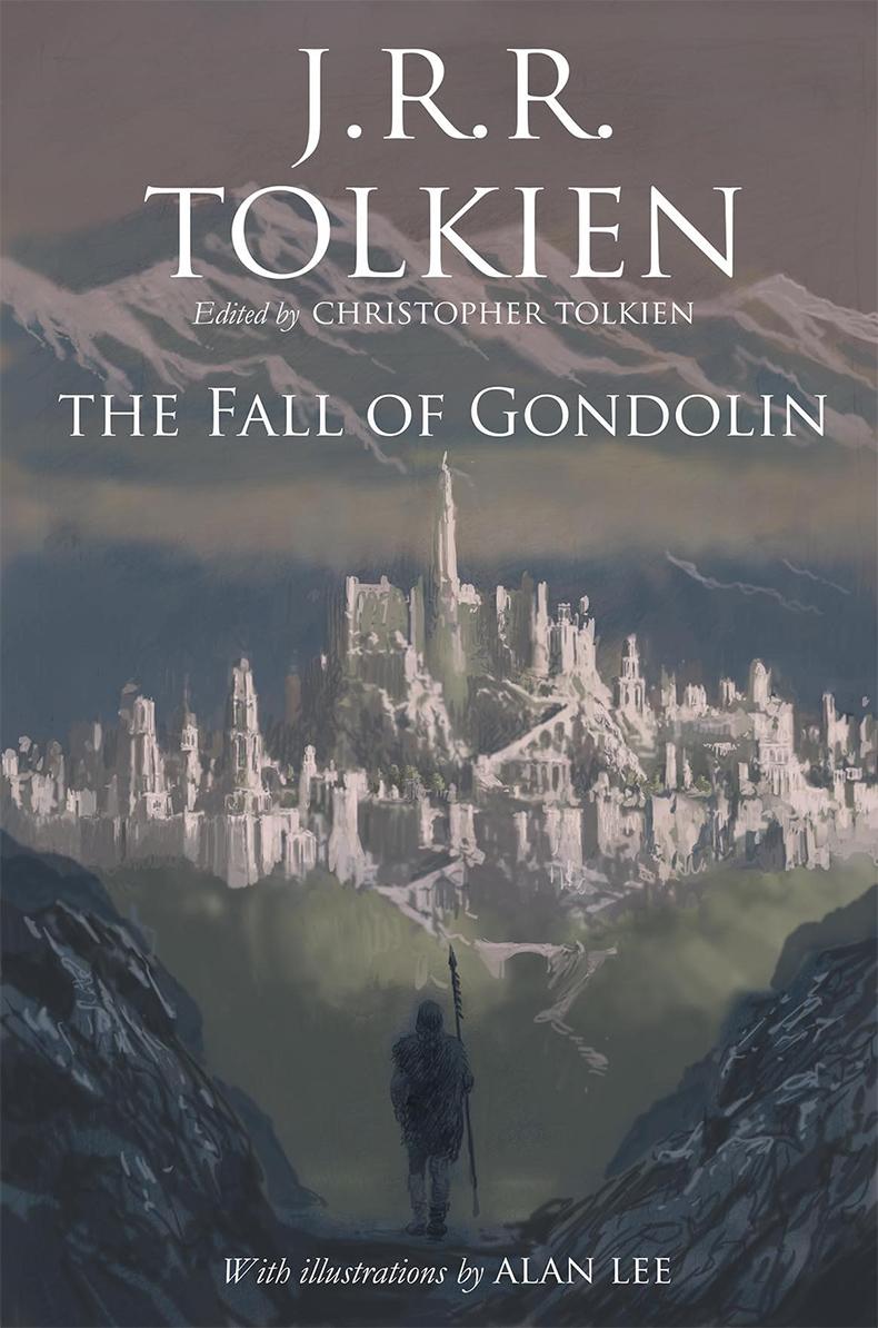 'La Caída de Gondolin', de J.R.R. Tolkien