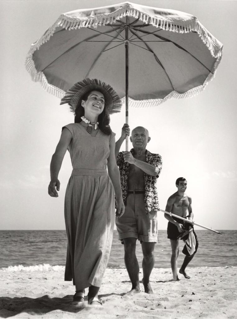 Françoise Gilot y Pablo Picasso