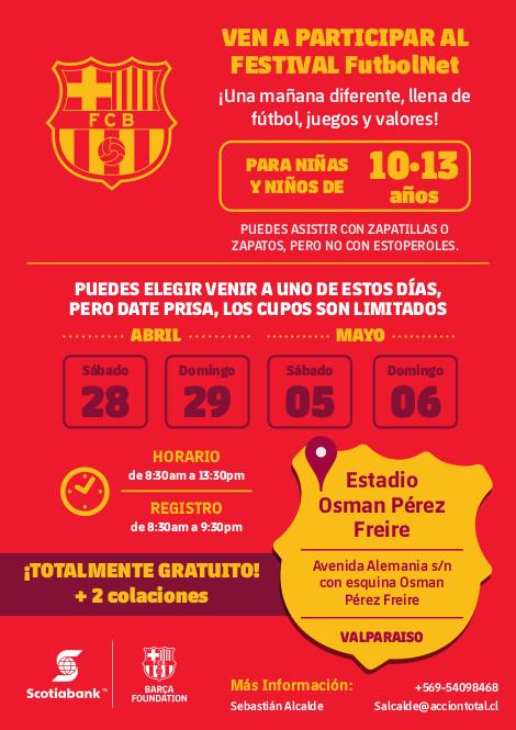 Festival FutbolNet