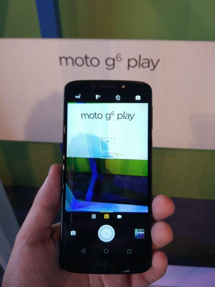 Moto G6 Play l BBCL