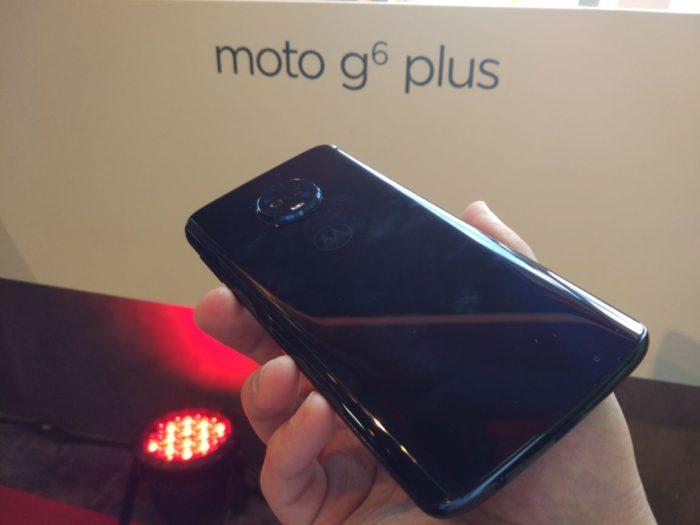 Moto G6 Plus l BBCL
