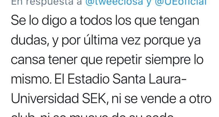 Jorge Segovia | Twitter