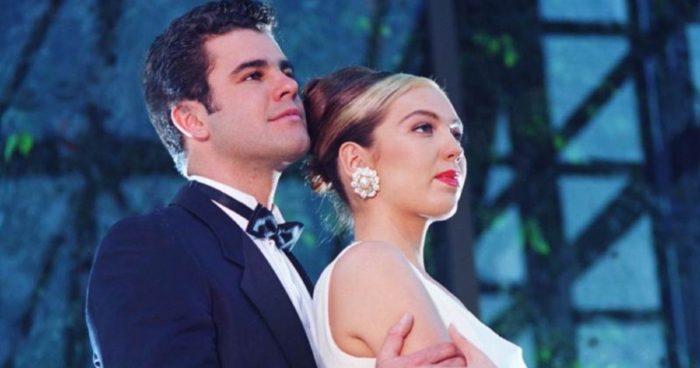"""Eduardo Capetillo y Thalía en """"Marimar"""""""