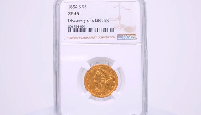 Moneda de 5 dólares | NGC