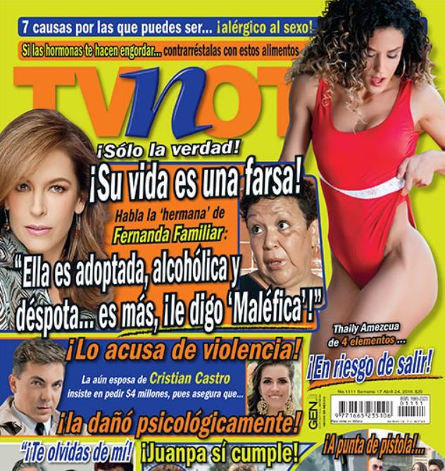 Captura | TV Notas México