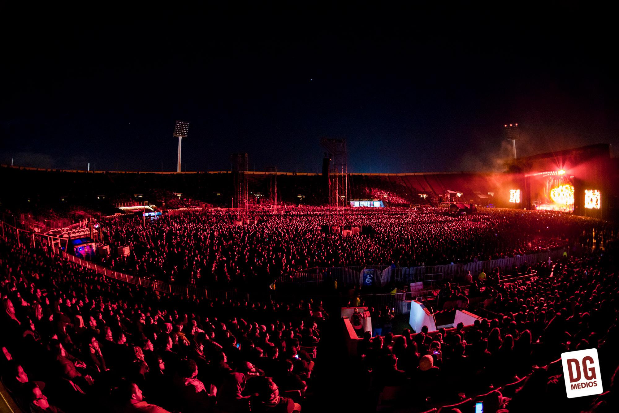 Radiohead | DG Medios | Jaime Vlenzuela